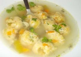 Jemné řapíkato  mrkvové knedlíčky do polévky recept  TopRecepty ...
