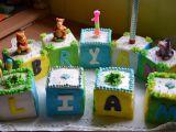Torta pre vnúčika k 1. narodeninám recept