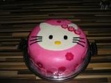 Dort s kočičkou Hello Kitty recept