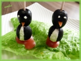 Olivoví tučňáci recept