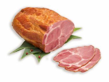 Recept Vařené uzené maso s jablkovým křenem