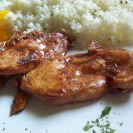 Kuřecí v chutney recept