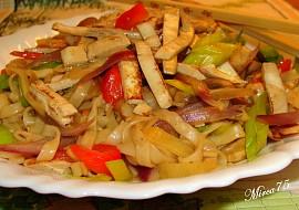 Nudličky ze Shmaky na čínský způsob recept