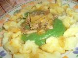 Skopové maso v špenátovo  smetanové sťávě recept
