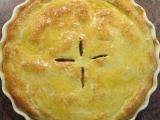 Apple pie  anglický jablkový koláč recept