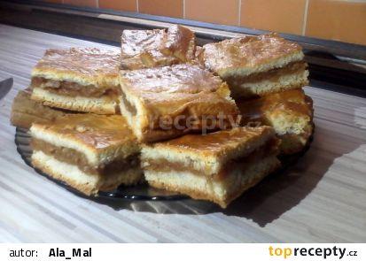 Jablečná linecká buchta (Ala) recept
