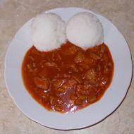 Vepřové maso s lečem recept