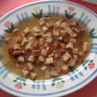 Rychlá nápravná česnečka recept