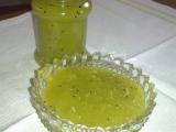 Džem z kiwi a cukety recept
