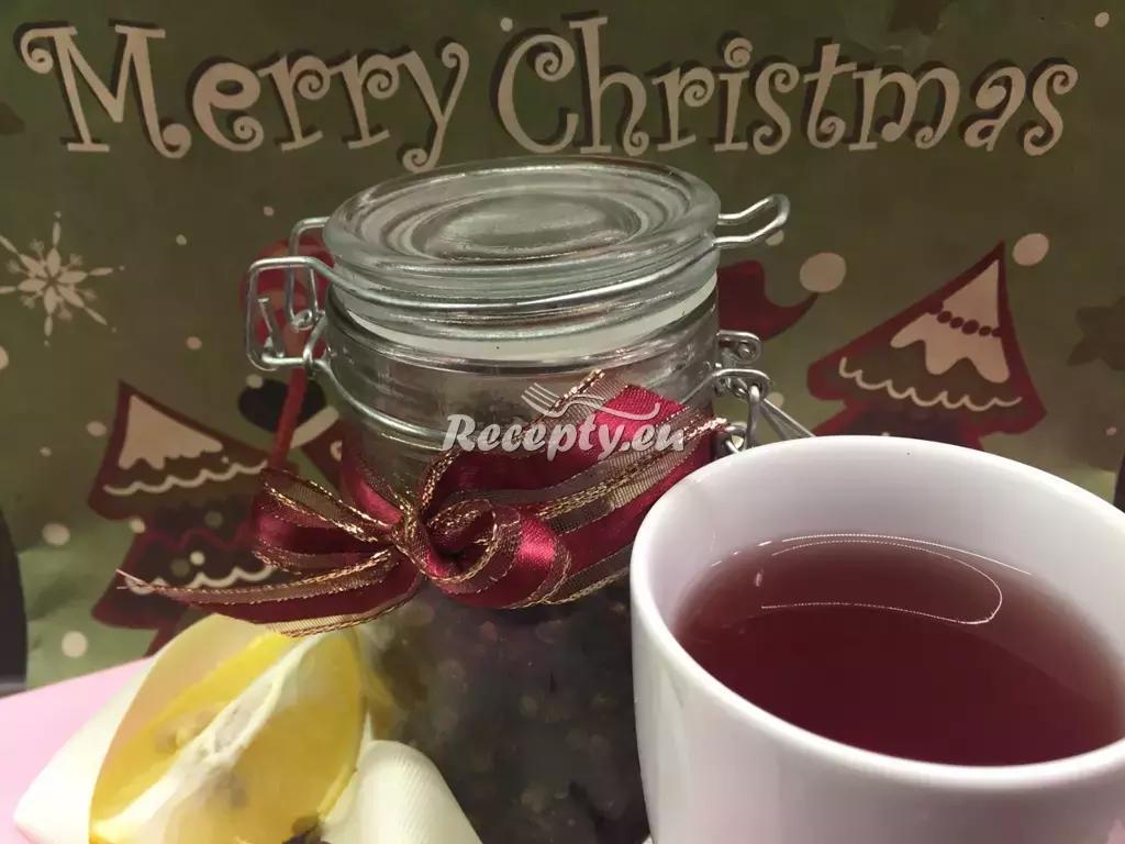 Vánoční čaj recept  teplé nápoje