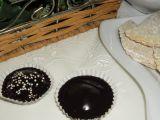 Čokoládovopiškotové košíčky recept