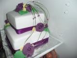 Dvoupatrový dort recept