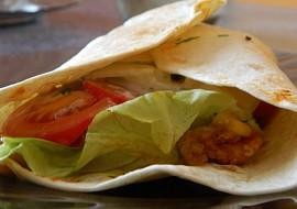 Náplň do tortilly s kuřecím masem recept