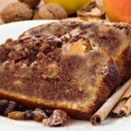 Teplý švestkový dezert recept