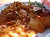 Tilapie zapékaná se sušenými rajčaty a Mozzarellou. recept ...