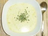 Jemná pórková polévka recept