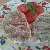Sardinková pomazánka s oreganem recept