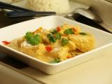 Asijské kuřecí karí s jasmínovou rýží recept