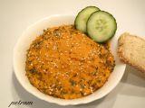 Batátová pomazánka s pečeným česnekem recept