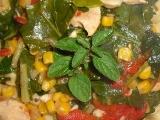Tortellini s kuřecí směsí recept