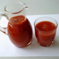 Rajčatová šťáva recept