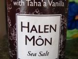 Vanilková sůl recept