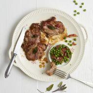 Pravá italská saltimbocca recept