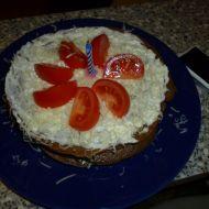 Játrový dort recept