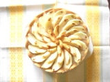 Nepečený dort z jablek a hrušek recept