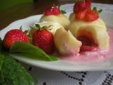 Ovocné knedlíky razdva recept