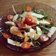 Rukola salát recept