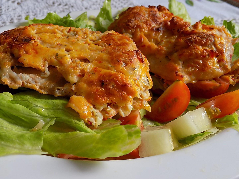 Kuřecí řízek v Nivě recept