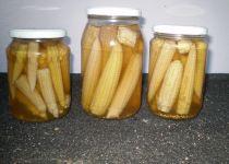 Dýně na kyselo ( jako okurky ) recept