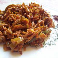Voňavé čínské nudle recept