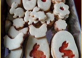Nejen vánoční linecké vykrajované cukroví recept