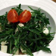 Salát z rukoly a mozzarelly recept