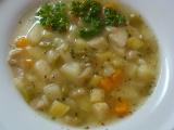 Uzená zeleninová polévka recept