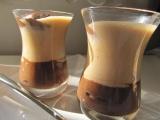 Černobílá čokoládová pěna MOUSE AU CHOCOLAT recept ...