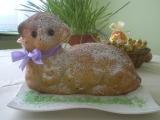 Vanilkový beránek (bábovka) recept