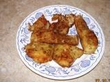 Candát v koření a obalený v hladké mouce recept