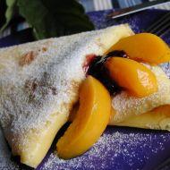 Sladká vaječná omeleta recept