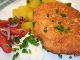 Sýrová omeleta s bramborem ala Smažák recept