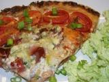 Pizza koláč recept