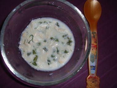 Polévka ze zelených fazolek (od 10 měs.)