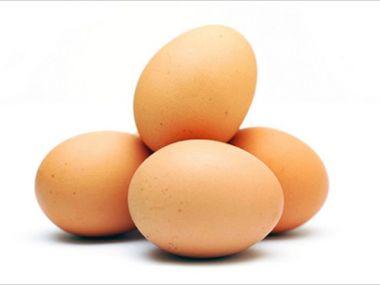 Bezlepková koprová omáčka s vejcem