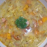 Zeleninová polévka co dům dal recept
