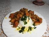 Lehký oběd s dýní Hokaido recept