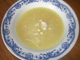 Hermelínová polévka recept