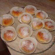 Bulky plněné marmeládou recept
