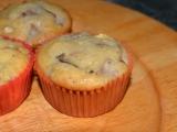 Hruškové muffiny s kaštany recept